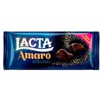 Chocolate Lacta Amaro 90g