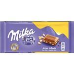 Chocolate Milka Riso Soffiato - Flocos de Arroz (100g)