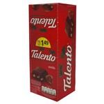 Ficha técnica e caractérísticas do produto Chocolate Mini Talento Vermelho Avelãs 15x25g - Garoto