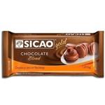 Chocolate Sicao Gold Blend ao Leite com Meio Amargo 1,01kg