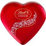 Chocolate Suíço Crystal Heart Lindor Milk Lindt 212g