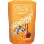 Chocolate Suíço Lindor Balls Caramelo Lindt 200g