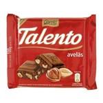Ficha técnica e caractérísticas do produto Chocolate Talento Avelas - 100gr