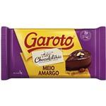 Cobertura de Chocolate Garoto Meio Amargo 1Kg