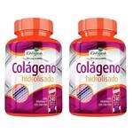 Colágeno Hidrolisado com Vitamina C - 5x 240 Cápsulas