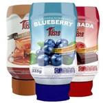 Combo Caldas Doces - Goiabada + Blueberry + Doce de Leite - Mrs Taste