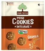 Cookies Orgânico Granola 120g - Mãe Terra