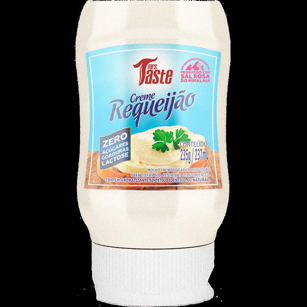 Ficha técnica e caractérísticas do produto Creme de Requeijao 235G Mrs Taste