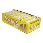 Drops Halls Creamy Maracujá 33gr C/21 - Adams