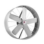 Exaustor Axial Industrial 50cm Cinza 220V Venti-Delta