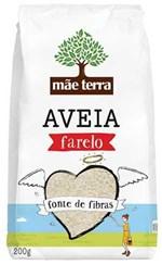 Ficha técnica e caractérísticas do produto Farelo de Aveia - Mãe Terra - Integral - 200g