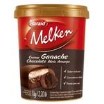 Ganache Chocolate Meio Amargo Kg - Harald