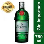 Ficha técnica e caractérísticas do produto Gin Tanqueray London Dry 750 Ml