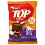 Ficha técnica e caractérísticas do produto Gotas Chocolate Fracionado Top Blend 1,05kg - Harald