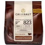 Gotas de Chocolate Belga Callebaut ao Leite 400g