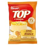 Ficha técnica e caractérísticas do produto Gotas de Chocolate Fracionado Branco 1,05kg - Harald