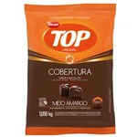 Ficha técnica e caractérísticas do produto Gotas de Chocolate Fracionado Top Meio Amargo 1,050kg - Harald
