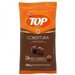 Ficha técnica e caractérísticas do produto Gotas de Chocolate Fracionado Top Meio Amargo 2,1kg - Harald