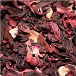 Ficha técnica e caractérísticas do produto Hibisco Seco a Granel para Chá - 500g