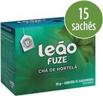 Ficha técnica e caractérísticas do produto Cha Hortela 15G 15 Sachas Leao