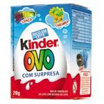 Ficha técnica e caractérísticas do produto Kinder Ovo Menino 20g - Ferrero