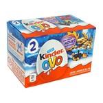 Ficha técnica e caractérísticas do produto Kinder Ovo Menino C/2 - Ferrero