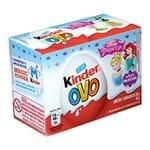 Ficha técnica e caractérísticas do produto Kinder Ovo My Princesas C/2 - Ferrero