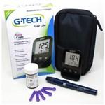 Ficha técnica e caractérísticas do produto Kit Medidor de Glicose G-TECH Free Lite C/ 10 Tiras