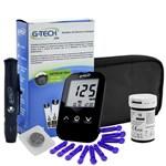 Ficha técnica e caractérísticas do produto Kit Medidor de Glicose G-tech Lite Completo + 50 Tiras