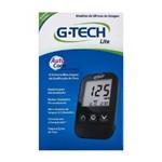 Ficha técnica e caractérísticas do produto Kit Monitor de Glicose Completo G-Tech Free Lite