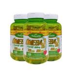 Kit Ômega 3 Fish Oil 1000mg 360 Cápsulas