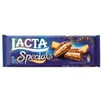 Ficha técnica e caractérísticas do produto Lacta Specials Chocobiscuit Obrigado! 300g