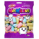Marshmallow Tubo Color 250g - Docile