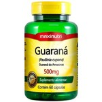 Maxinutri Guaraná 500 Mg 60 Cápsulas