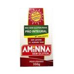 Mix para Pão Integral Sem Glúten Aminna 350g