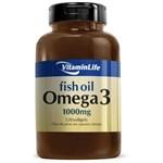 Ficha técnica e caractérísticas do produto Ômega 3 1000 Mg 120 Caps - Vitaminlife
