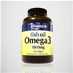 Ficha técnica e caractérísticas do produto Omega 3 1000 Mg - VitaminLife - 120 Cápsulas