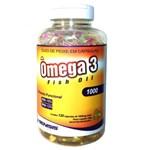 Ficha técnica e caractérísticas do produto Omega 3 1000mg - 120 Caps Genisis - Genisis Suplementos