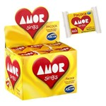Paçoca Amor Sings 18g C/30 - Arcor
