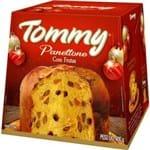 Ficha técnica e caractérísticas do produto Panetone de Frutas Tommy 400g
