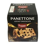 Ficha técnica e caractérísticas do produto Panettone C/ Gotas de Chocolate 400g Romanato