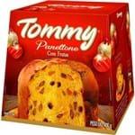 Ficha técnica e caractérísticas do produto Panettone de Frutas Tommy 400g