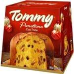 Ficha técnica e caractérísticas do produto Panettone Frutas 400G Tommy