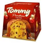 Ficha técnica e caractérísticas do produto Panettone Frutas Cristalizadas 400g - Tommy