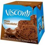 Panettone Mais Chocolate 400g - Visconti