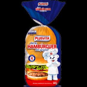 Pão Plus Vita Hambúrguer 200g