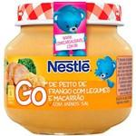 Papinha Nestle Galinha Legume e Macarrão 115g