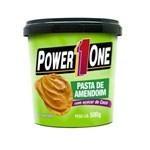 Ficha técnica e caractérísticas do produto Pasta de Amendoim 500gr com Açúcar de Côco - Power One