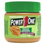 Ficha técnica e caractérísticas do produto Pasta de Amendoim Açucar de Coco 180g - Power 1 One