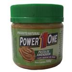 Ficha técnica e caractérísticas do produto Pasta de Amendoim Açucar de Coco 180g - Power One